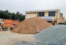 Cửa hàng VLXD cung cấp cát đá gạch xi măng sắt các loại